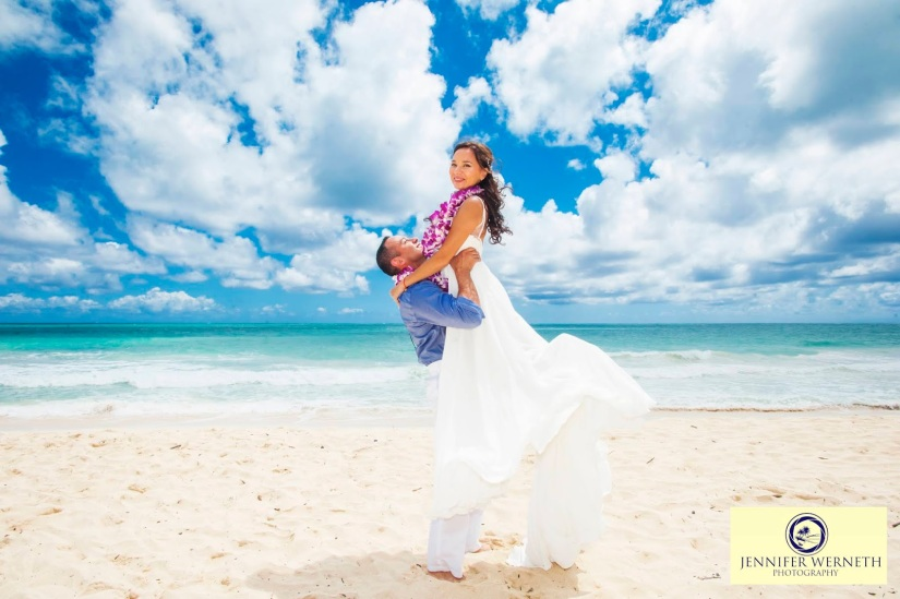 Affordable wedding photographers in Oahu, Hawaii (3)