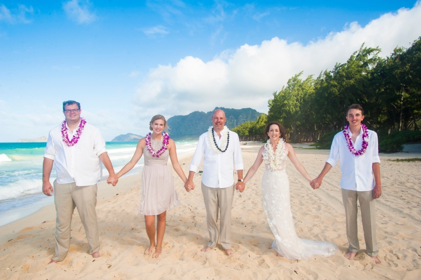 Family photography in Oahu, Hawaii 4