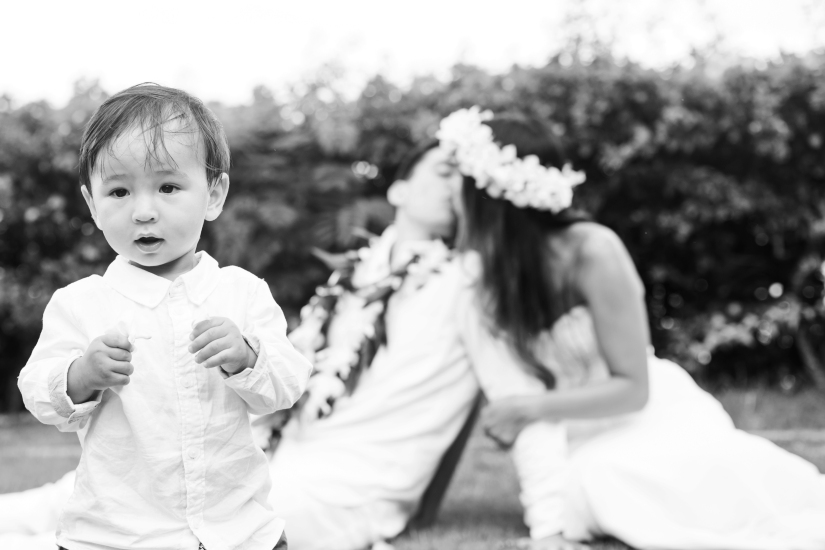 Family photography in Oahu, Hawaii 1