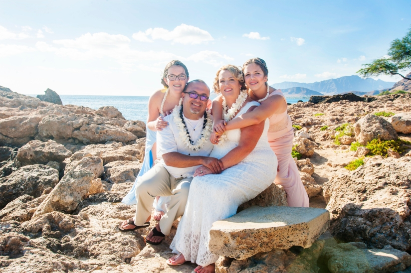 Family photography in Oahu, Hawaii 2