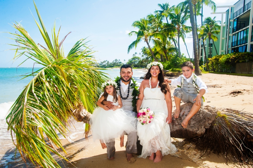 Family photography in Oahu, Hawaii 3