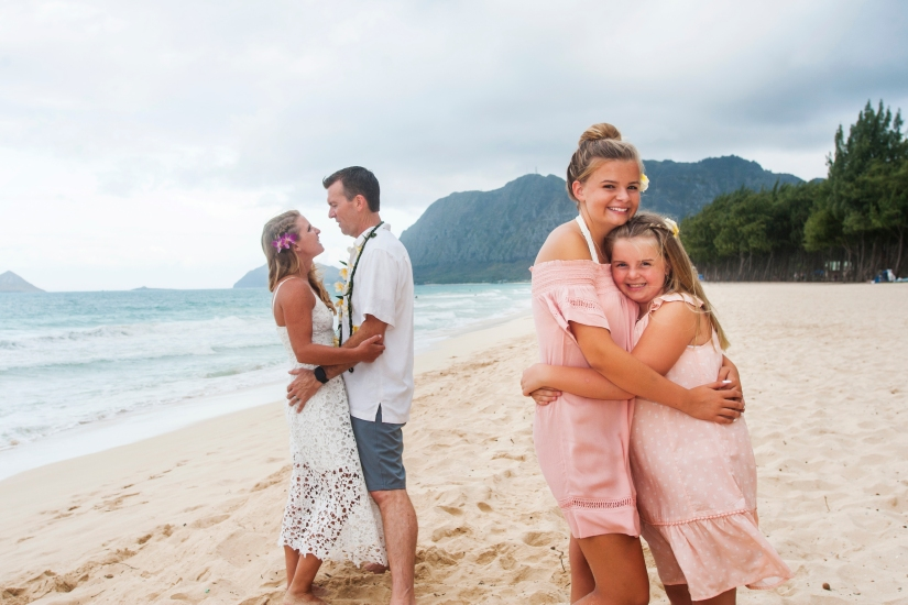 Family photography in Oahu, Hawaii 9