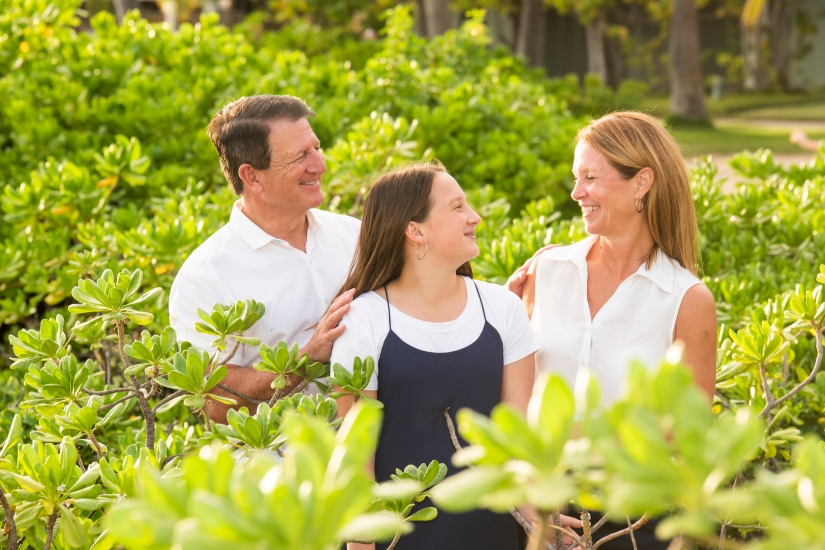 Family photography in Oahu, Hawaii 13